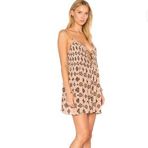 Amuse Society Dresses - Amuse Society Baja Dress in Wild Rose
